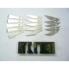 MW-2160 Replacement Blades for MW-2145 Model Knife (15pcs)
