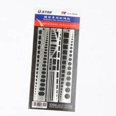 UA-90036 Scribing Template