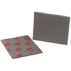 3MSS04 Sanding Sponge - Fine 400 (Red)
