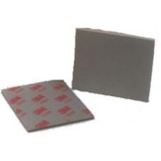 3MSS06 Sanding Sponge - Medium 180 (Red)