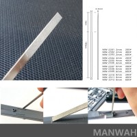 MW-2301 Diamond Coated File 2mm #200
