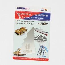 UA-0021 Seam and part line scrapers