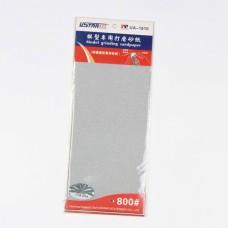 UA-1610 Self-Adhesive Abrasive Paper 800# 4 sheets
